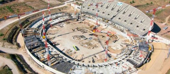 Wanda Metropolitano Estadioa, Madril, Espainia