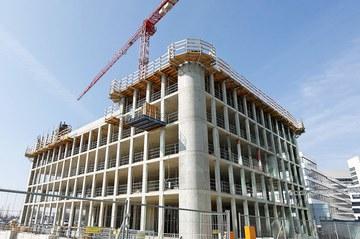 Bulego eraikin berria Eschbornen, Alemanian