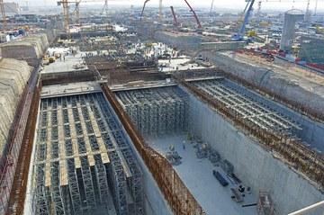 Denbora errekorrean gauzatzea Zinbria markodunaren soluzioarekin, Lusail Boulevard Tunnel, Qatar