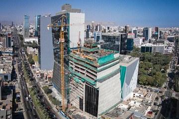 Limako Javier Prado dorrea, eraikin jasangarria