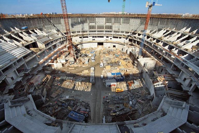 Tauron Arena, Poloniako kirol pabiloirik handiena