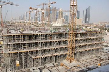 ULMA soluzio malguak Dubai City Walk proiektuan